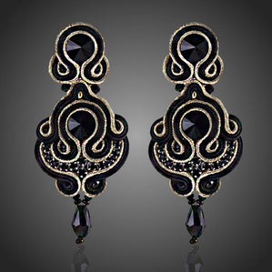 Náušnice Soutache Allice